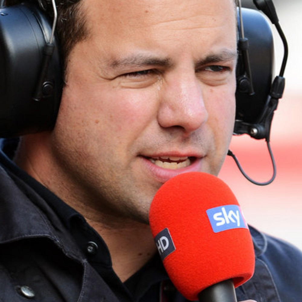 Our guest Ted Kravitz from Sky Sport F1